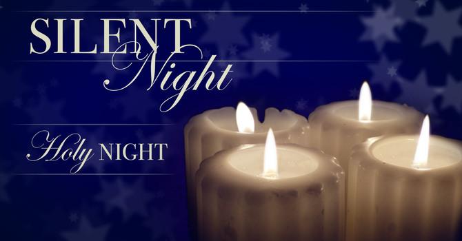 Christmas Eve Holy Eucharist Service