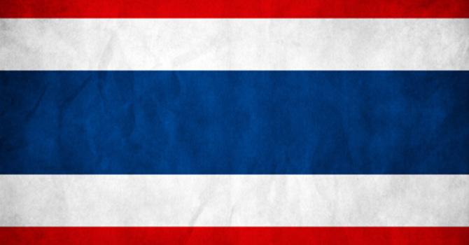 Thailand Missions Update 2018