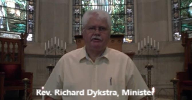 Pre-Recorded Worship Service