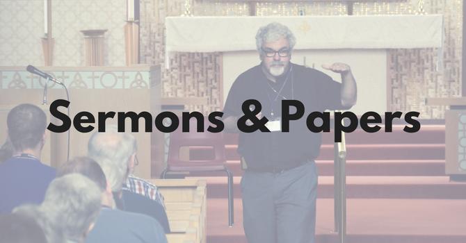 Maundy Thursday sermon by Bishop David Edwards image