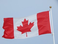Canadian flag 644729 1920