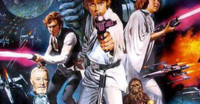 Star Wars Movie Morning at the Dunbar Theatre - All Welcome! image