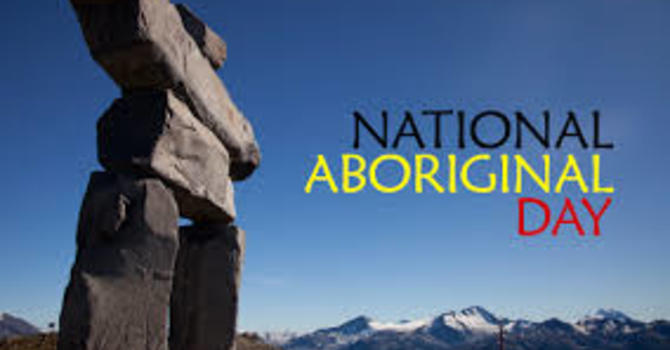 Two Events in the  D of NW Honouring National Aboriginal Day image
