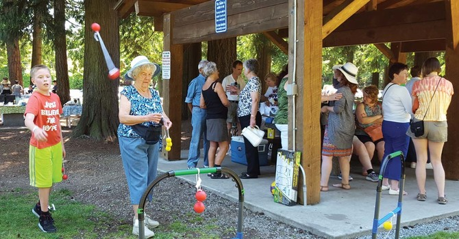 Tri-Cities/North Burnaby Deanery Picnic image
