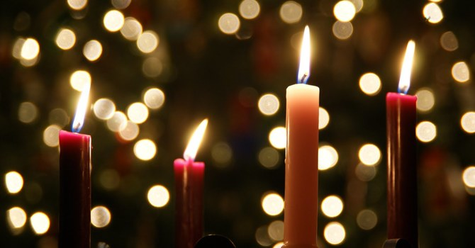 Christmas and Advent at St. Helen's