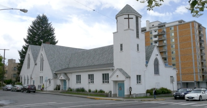 St. Pauls is getting a new roof - CBC Kamloops image