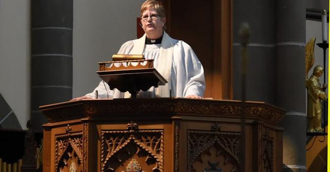 Retirement celebration for The  Rev'd Canon Sue House image
