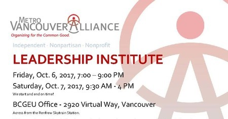 MVA Leadership Training - Register Now