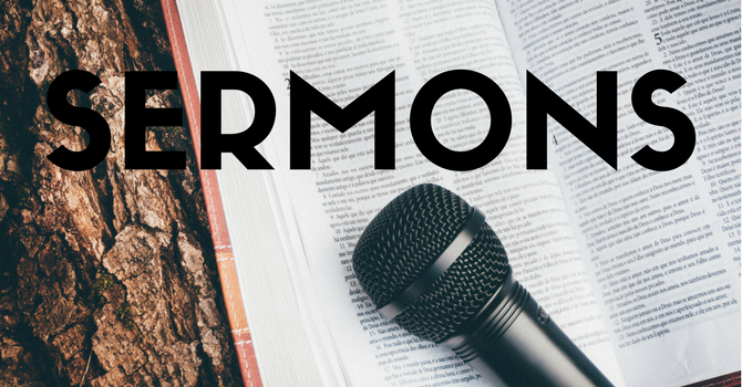 New Sermons are Up image