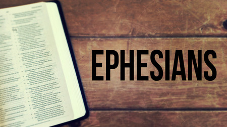 """Living Christ-Like"" Ephesians series"