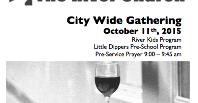 CWG Brochure - October 11th  image
