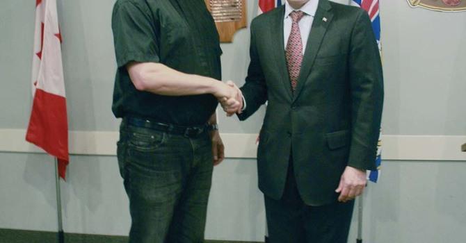 North Van Church Receives Federal Grant