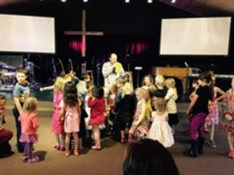 Sprouts Kids Children's Ministry ~ Pioneers Club