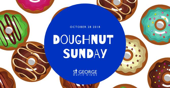 Doughnut Sunday