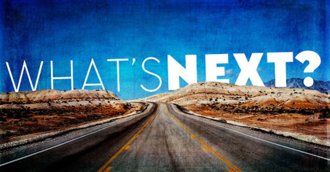 What's Next? image
