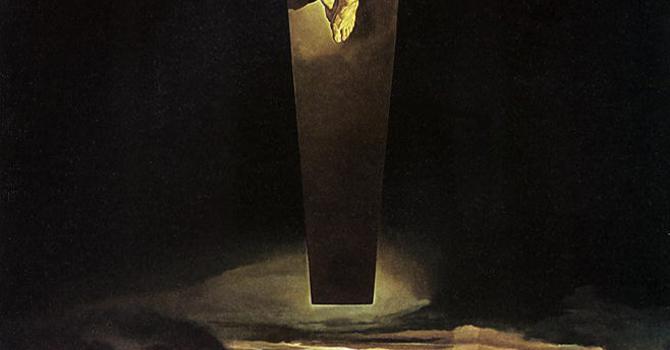 The Christ of St John of the Cross image