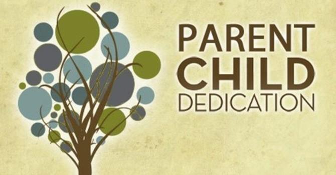 Parent/Child Dedication Video image