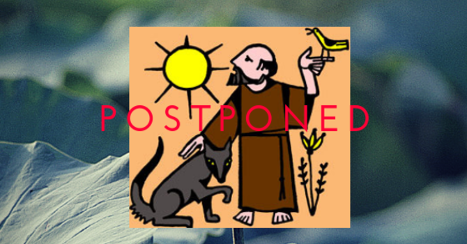 POSTPONED: Blessing of Animals on St. Francistide