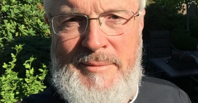 Bishop Appoints Michael Deck Interim, St Mark Qualicum Beach image