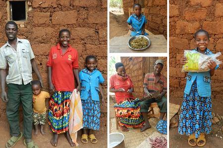 Soup mix to Burundi