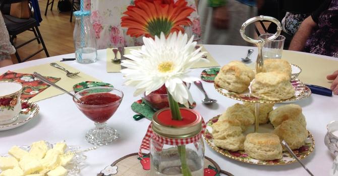 Strawberry Tea image