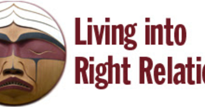 Living Into Right Relations - Bill C-262 image