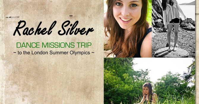 Rachel Silver Update: Summer Olympics image