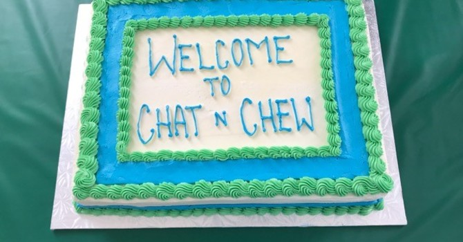Chat & Chew Community Luncheon image