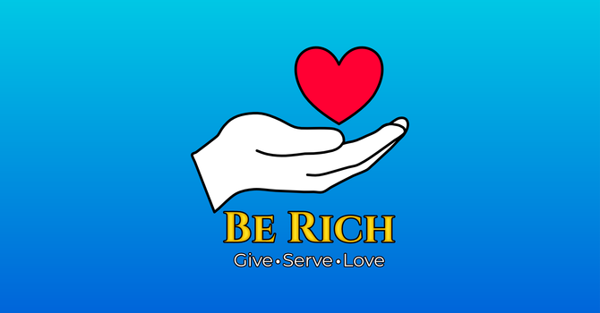 Be Grateful to Be Rich