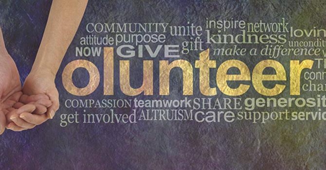 Volunteer Opportunities @ Family Church