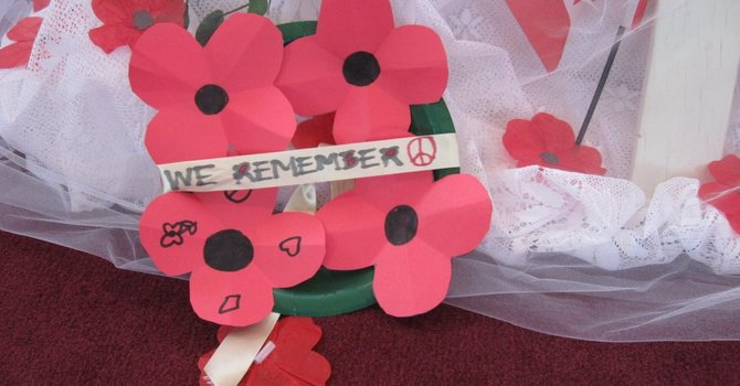 Important Notice Regarding Remembrance day image