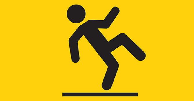 What Do You Grab Onto When You Fall? image