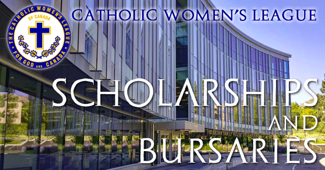 CWL Announces Scholarships & Bursaries image