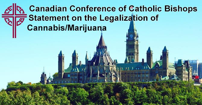 CCCB Statement on the Legalization of Cannabis/Marijuana  image