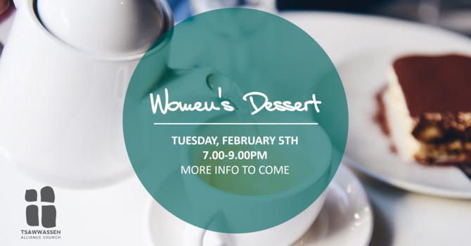 Women Connect: Dessert Night