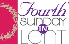 4th sunday lent