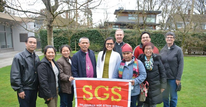 Speakers for KAIROS Event Visit the Synod Offices
