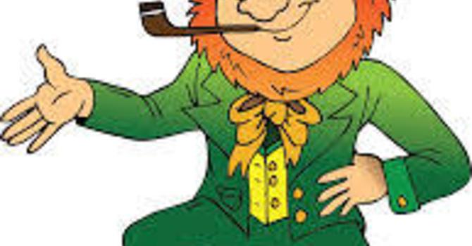 St. Patrick's Day Potluck
