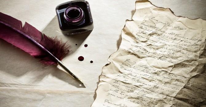A Letter from Margaret Korte image