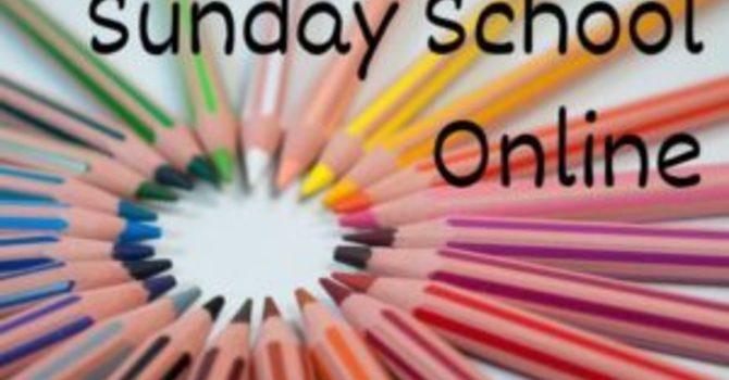 Sunday School Materials image