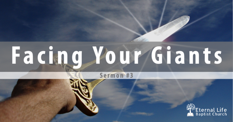 Facing Your Giants #3