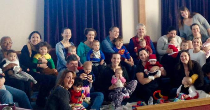 Baby Café  at St George Maple Ridge