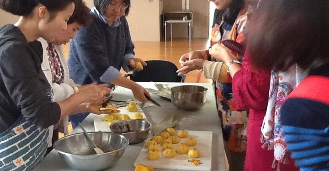 Janis' Kitchen - Chinese Fall Dessert image