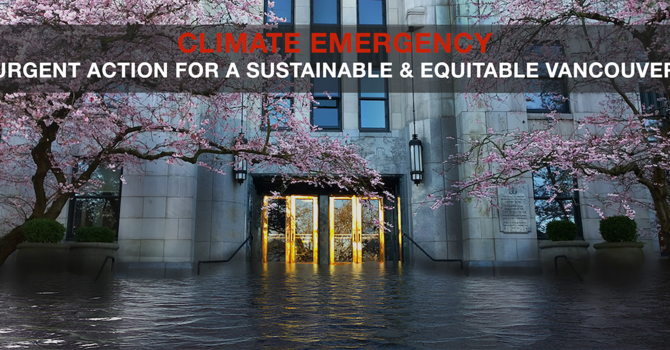 Climate Change and Vancouver Council image