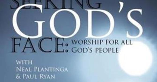 Seeking God's Face image