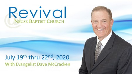 2020 Revival with Dave McCracken