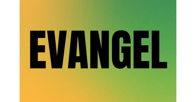 Evangel Week 4 - Ghost in the Shell image