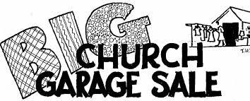 Church Garage Sale | Anglican Diocese of New Westminster