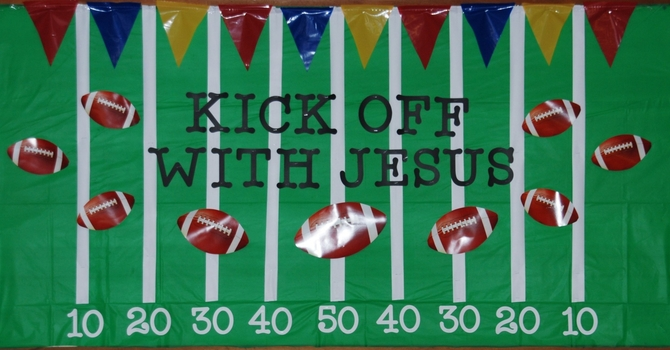 Praise Factory PM: Kick Off with Jesus image