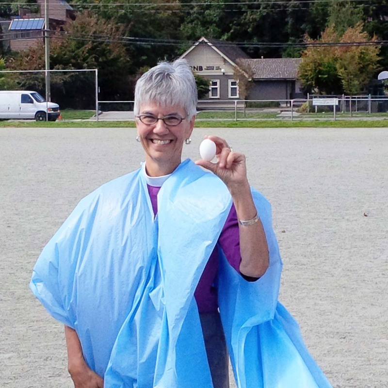 Participating in the Divine Urge: St. Clement, North Vancouver